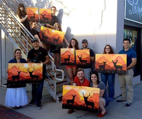 paint nite couples 17 best images about couples class on
