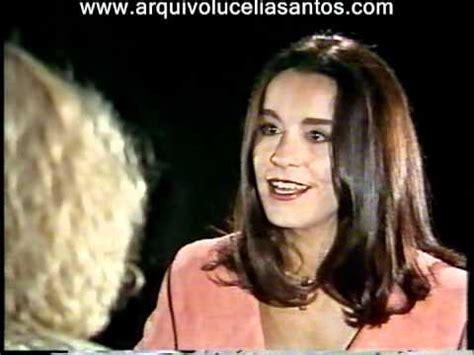 www cara cara a cara com luc 233 lia santos youtube
