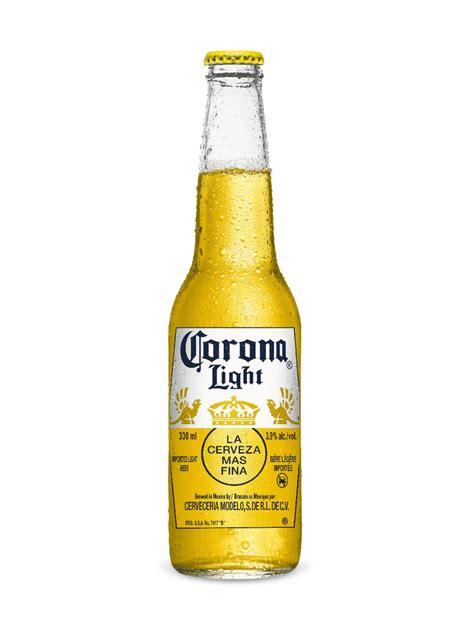 what makes light beer light corona light lcbo