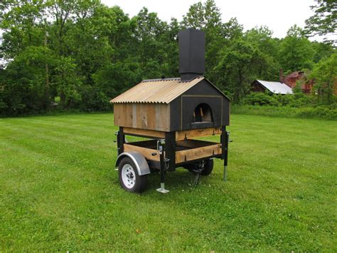 mobile oven mobile ovens pre fab masonry ovens superior clay