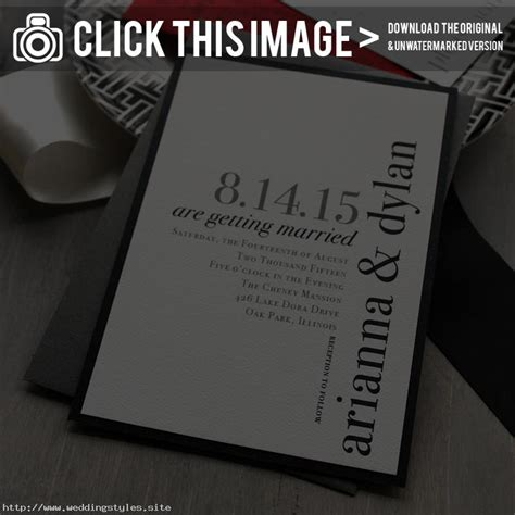 Wedding Invitation Styles by Unique Wedding Invitation Wording Designing Unique