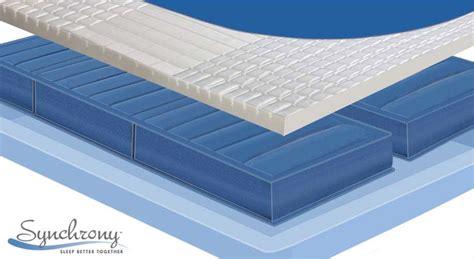 gemini 9 6 chamber adjustable air bed sleep align llc chesapeake