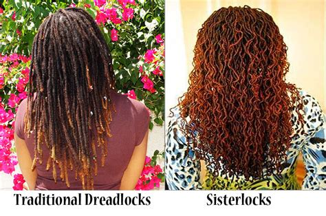 difference between locks and dreads new look best hairstyles dreadlocks vs sisterlocks the