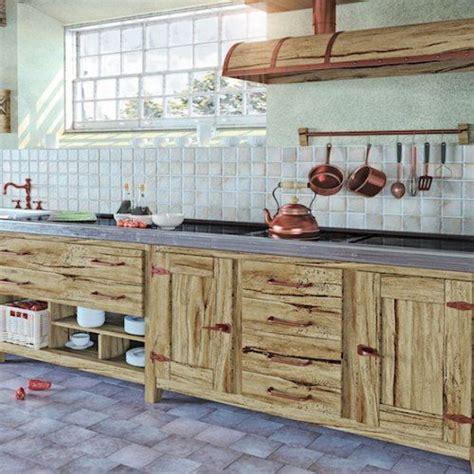 cucine in muratura rustiche fai da te cucine in muratura moderne country rustiche o shabby