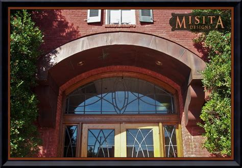 custom aluminum awning shapes and sizes haggetts aluminum metal awnings copper awnings misita designs