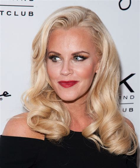 jenny mccarthy hair products jenny mccarthy long wavy formal hairstyle light blonde