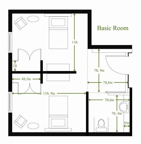 plan a room layout free hotel room floor plans group picture image by tag
