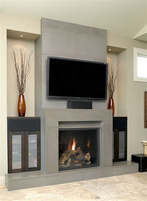modern fireplace hearth fireplace mantels and surrounds