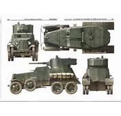 BA 6 Soviet Armoured Car  Jylascurain Flickr
