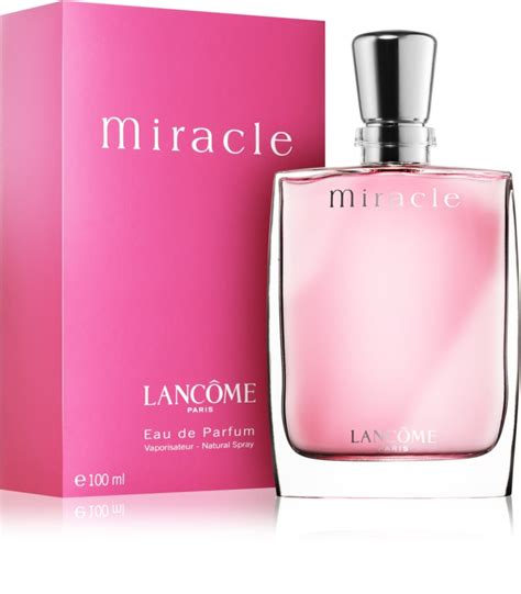 Perfume Lancome Miracle lanc 244 me miracle eau de parfum for 100 ml notino co uk