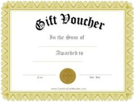 printable e vouchers free printable gift voucher template instant download no