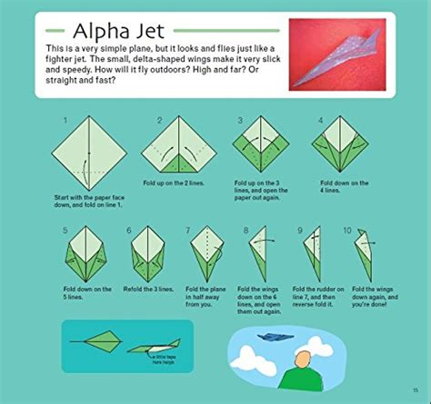 Klutz Origami - easy paper airplanes this easy paper airplanes book