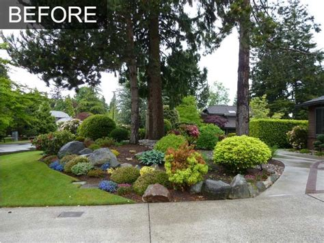landscaping landscape ideas for front yard low maintenance