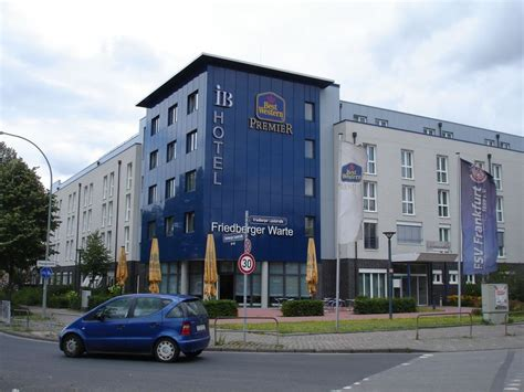 best western frankfurt hotel best western premier ib friedberger warte in