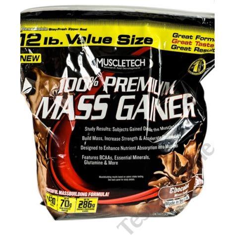 Asli Murah Muscletech Premium Mass 12lb Gainer muscletech 100 premium mass gainer 12 lb chocolate flavour imported