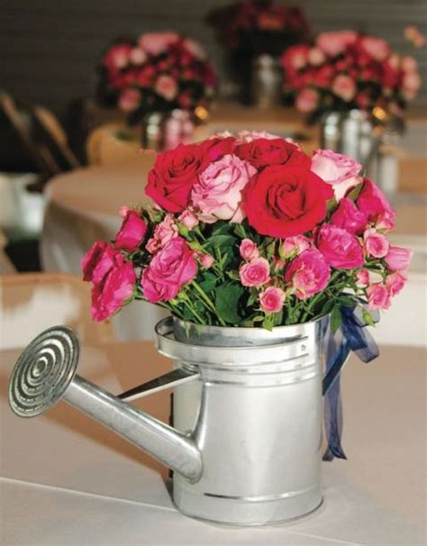 watering cans on your wedding decor 21 cute ideas to