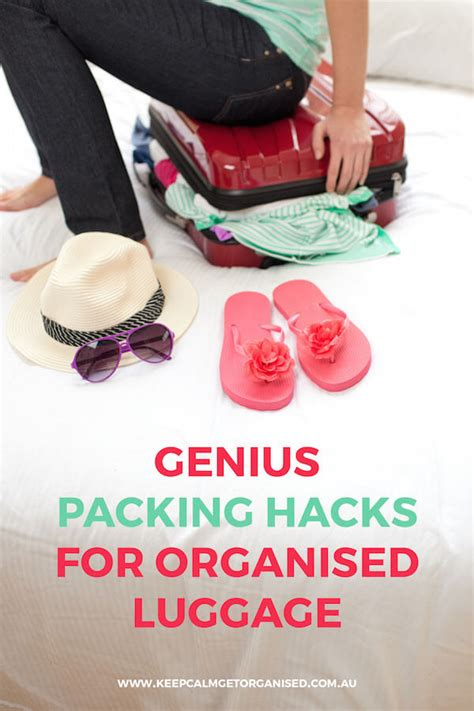 packing hacks packing hacks tips and tricks for organised travel