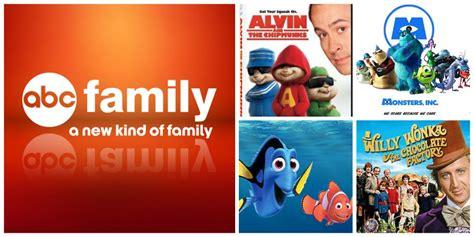 abc family abc family january funday family adventure