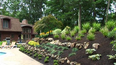 Backyard Landscaping Ideas With Rocks Rock Landscaping Ideas Diy