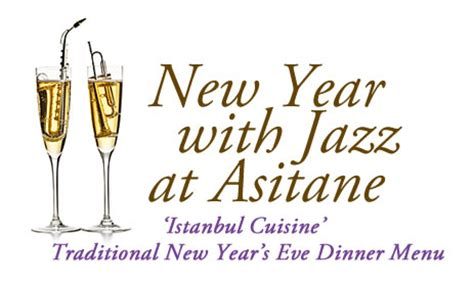what is a traditional new year menu asitane restaurant ottoman palace cuisine istanbul turkey
