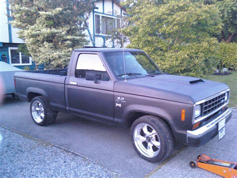 1986 Ford Ranger by 1986 Ford Ranger Carburator