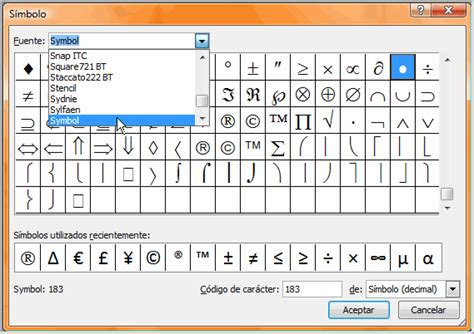 seleccionar varias imagenes word 2007 word 2007 seleccionar un s 237 mbolo como vi 241 eta