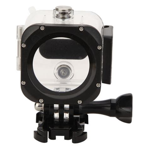 Underwater Waterproof For Gopro 4 Session 60m protective waterproof housing shell for gopro hd 4 session sport alex nld