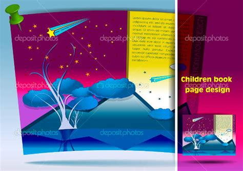 7 book layout templates free psd eps format download