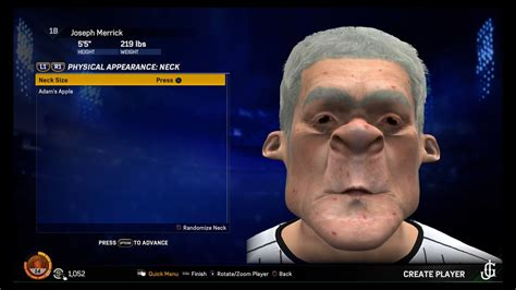 are shows mlb the show 17 character creations are downright terrifying