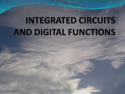 function of the cac s integrated circuit chip icc feature uses and functions of integrated circuits 28 images integrated circuits and digital