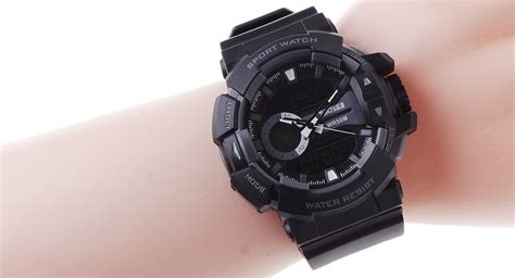 Skmei Movt Sport Water Resistant 50m Ad0910 10 99 skmei 1117 s movt sport wrist authentic 1 cr2016 1 cr626 50m