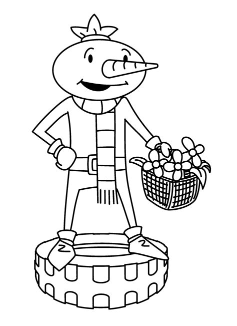 coloring page bob the builder coloring pages 62