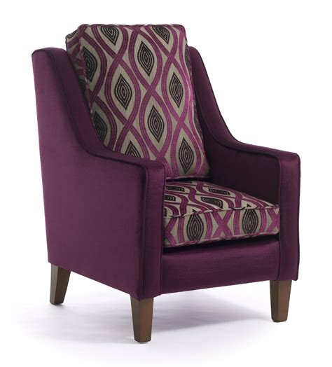 High Back Armchair by Grosvenor High Back Armchair Cfs Contract Furniture