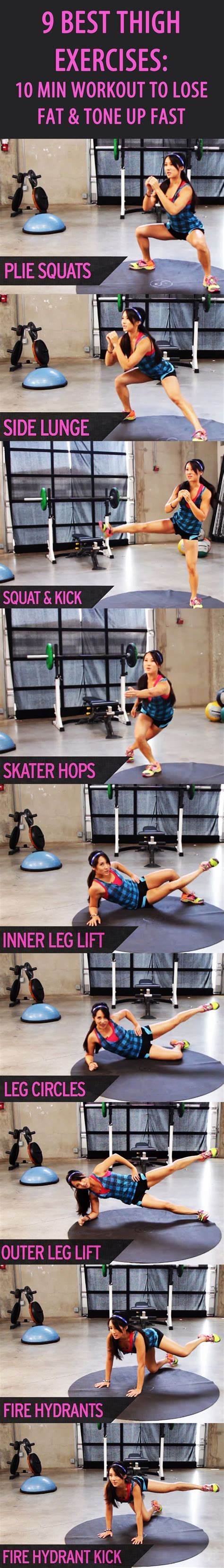 25 best ideas about workouts for inner thighs on