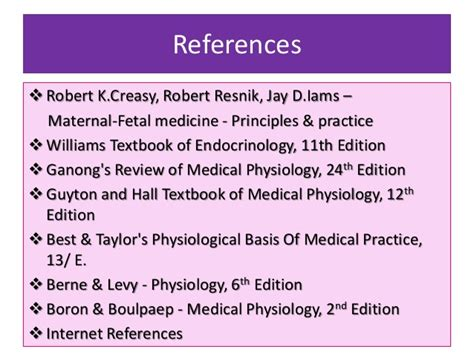 Cd E Book Guyton Physiology Review Third Edition fetoplacental unit