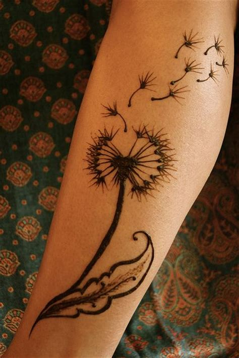 15 Dandelion Tattoo Designs To Be Adored Pretty Designs Pretty Tattoos For