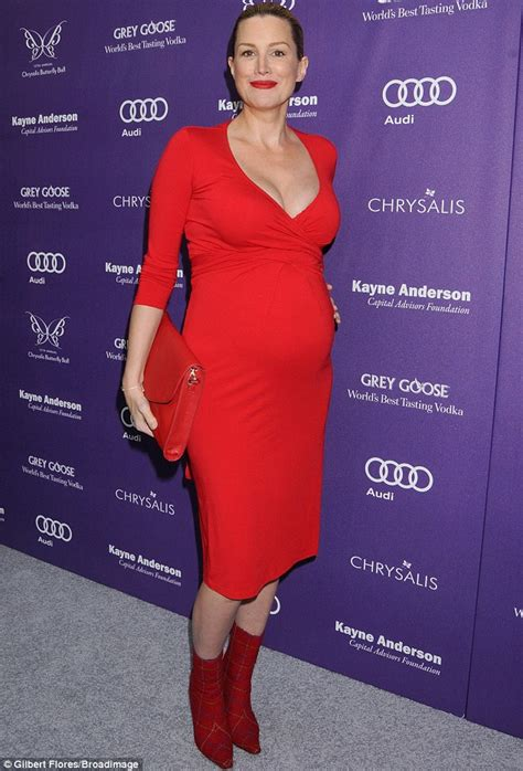 alice evans mail online alice evans heats up the red carpet in a bump revealing