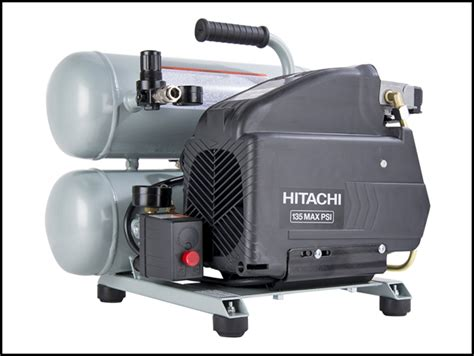 hitachi ec99s professional stack air compressor woodworking plans how to