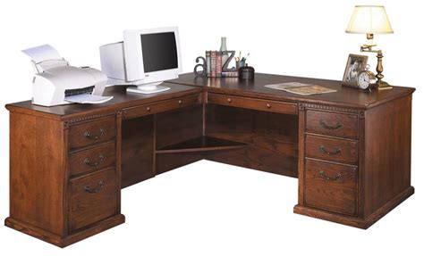 executive desk with left return choose from over 15 pieces furnish your entire office