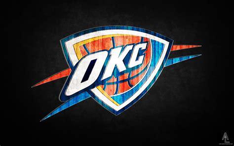 okc thunder home decor oklahoma city thunder logo 14 oklahoma city thunder wallpaper 229633