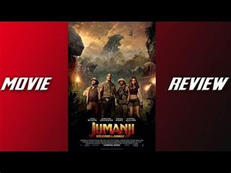jumanji movie summary jumanji welcome to the jungle movie review youtube