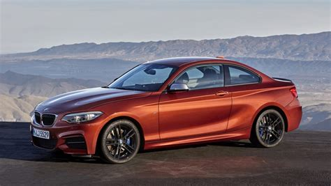 Bmw 1er 2017 Price by Bmw 2 Series 2017 Pricing And Spec Confirmed Car News
