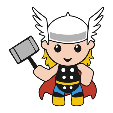thor clipart baby clipart thor pencil and in color baby clipart thor