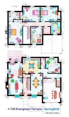 the simpsons house floor plan engineering porn on pinterest opera house zaha hadid