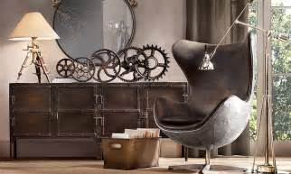 Steampunk Style Home Decor by Adopt The Unconventional Steampunk Decor In Your Home