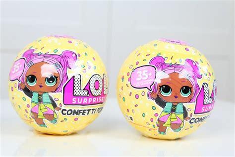 speelgoed lol wat zit er in de lol surprise confetti pop goodgirlscompany