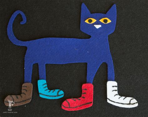 pete the cat white shoes template 6 pete the cat activities that ll teach engage your children