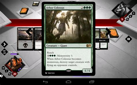 magic the gathering android new magic the gathering 2015 brings an updated roster and multiplayer to the ccg