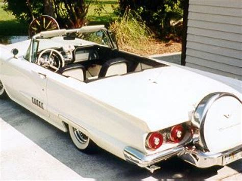 1958 ford thunderbird for sale classic car ad from