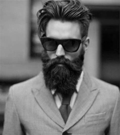 haircut and long beard 50 hairstyles for men with beards masculine haircut ideas